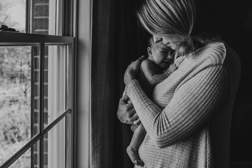 Kayla Lunde Chicago Documentary Newborn (24)