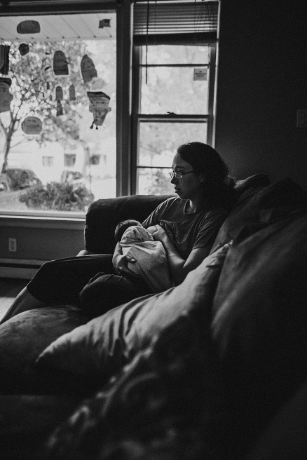 Kayla Lunde Chicago Documentary Newborn (4)