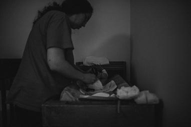 Kayla Lunde Chicago Documentary Newborn (6)